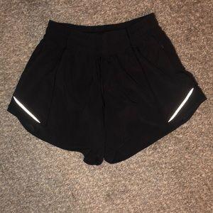 Lululemon hotty hot shorts. 4